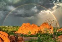 Colorado Springs, CO - Colorado Info / Against a spectacular backdrop courtesy of Mother Nature and Pikes Peak, Colorado Springs is an enchanting melding of historical treasures and cutting-edge 21st century.
