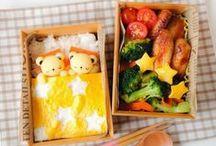 Kawaii Bento/Japanese foods / Japanese kawaii bento boxes, foods, snack etc...