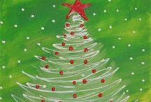Knutsel Kerst