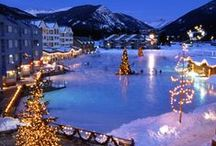 Keystone, CO - Colorado Info / At Keystone, you'll find everything that makes a perfect Colorado vacation all in one place.  Whether you're hungry for the adventure, or you just want to enjoy some R&R and soak in all the mountain scenery, or relax at the spa.
