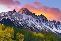 Ridgway, CO - Colorado Info / Snugged into the Uncompahgre Valley in western Colorado is the postcard-perfect little town of Ridgway, home to around 1,000 residents and one of the sweetest getaways in the entire state.