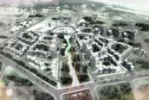 3D architectural studies