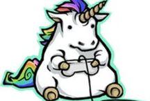 Just be a unicorn