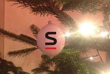 Weihnachtsbaum Inspiration / Hier zeigen wir eine Auswahl an Weihnachtsbaumschmuck.