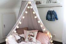 Kinderzimmer Inspirationen / Hier gibt es schöne Ideen rund um das Thema der perfekte Raum für kleine Entdecker.