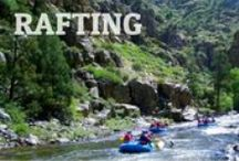 Whitewater Rafting In Colorado - Colorado Info / The very word 'whitewater' is an adrenaline rush for some people, and total intimidation for others. Thankfully, rivers in Colorado cater to everyone, offering adventures from mild to wild!