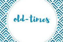 OLD-TIMES | GREECE / Greece not so long ago.