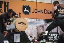 Nathan Waterfield, STIHL Competitor / Hud-Son Forest supports and sponsors our Cherry Valley dealer, Nathan Waterfield, as he competes in Stihl Timbersports events. Keep up to date with his success on this board!