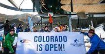 Race to Open - 2016 Ski Season | Colorado Info / It's official!! COLORADO IS OPEN FOR THE 2016 SKI SEASON! Let the ski season begin! #SkiColorado
