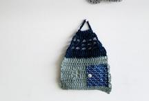 O / knit & crochet sewing DIY inspiration