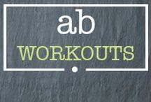 · ab workouts · / Fun & challenging ab workouts!