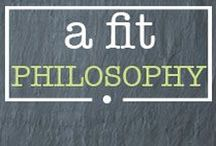 · a fit philosophy · / This board contains easy gluten free, healthy, & delicious recipes from www.AFitPhilosophy.com. Healthy living doesn't have to be boring or complicated!