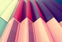 texturized facade