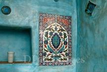 Ethnic interiors