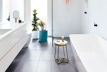 BATHROOM Ideas / Modern bathroom inspiration
