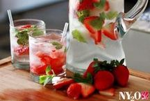Love of Food & Infused Water