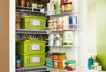Organization Tips / Tips and tricks to get your whole house organized!