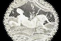 Dagobert Pech / Bobbin lace