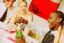 Entertaining at Home / Party down with help from these tips!