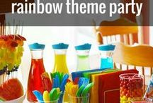 Party Inspiration / Party ideas from kid parties to adult fun parties.