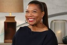 Queen's Closet / People always ask me what I'm wearing on The Queen Latifah Show. To share my style and fashion - and fashions that flatter REAL women - I post my style here daily. Hope you enjoy! / by Queen Latifah