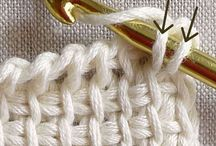 KNITTING & CROCHET / by Debby Pearson