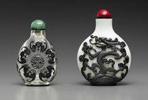 Snuff bottles (Vintage) / by Sarva Mangala