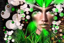 Madamnesia Video / E' una raccolta di video con alcune delle mie opere che troverete anche nel mio canale YT.