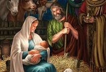 ◆ Nativities ◆ / WE SHARE OUR PINS ON PINTEREST NOT RAID ! PLEASE DO NOT OVER PIN . PINNING POLITELY IS APPRECIATED ! / by Sarva Mangala