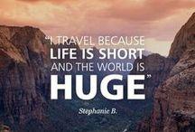 Traveller's words