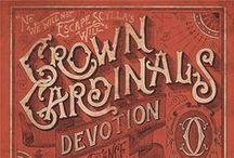 Vintage lettering & design