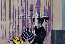 Street art Be Free