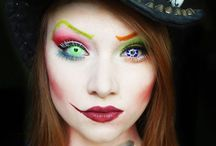 Twisted Makeup / Looking for twisted makeup idea's? Check out my board.