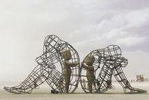 Art Nouveau - Wire Art