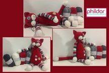Knuffels en frutsels gehaakt door klanten. / Onze klanten zijn kunstenaars, we vinden het heel  erg leuk om te zien wat er met ons garen gemaakt wordt en hopen dat jullie hier inspiratie op kunnen doen. www.bloemendalwol.nl tags: haken katoen wol knuffels frutsels accessoires crochet dolls
