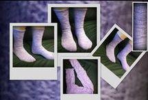 Warme voeten  Gebreide sokken en sloffen door klanten / Onze klanten zijn kunstenaars, we vinden het heel leuk om te zien wat er met ons garen gemaakt wordt en hopen dat jullie hier inspiratie op kunnen doen. www.bloemendalwol.nl Wil je meer info over een paar sokken: neem het nummer mee naar de winkel dan kunnen we het makkelijk terug vinden. tags: breien wol  sokken sloffen knitting socks