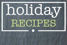 · gluten free holiday recipes · / Healthy and gluten free holiday recipes to help you enjoy your holidays!
