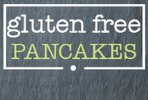 · gluten free pancakes · / Healthy & Gluten Free Pancakes! For more pancake recipes and a FREE 45 page protein pancake recipe e-book, go to www.AFitPhilosophy.com!