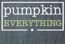 · pumpkin everything · / Because an entire board devoted to pumpkin is completely necessary! #Pumpkineverything