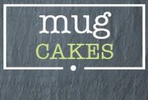 · mug cakes · / Gluten free mug cakes, also known as cakes in a mug!