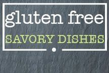 · gluten free savory dishes · / Healthy gluten free savory dishes!