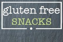 · gluten free snacks · / Healthy gluten free snacks!