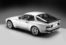 Porsche 924/944 / Porsche 924 and 944