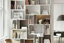 Bücherregal/Bibliotecas