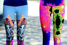 Yogakleidung / bequeme Yogakleidung die man auch im Alltag anziehen kann :-)