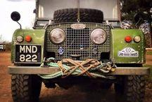 Land Rover & co / Heavyweight fun