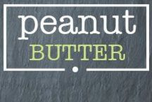 · peanut butter recipes · / Gluten free recipes made with peanut butter because I'm a peanut butter lover at heart ♥