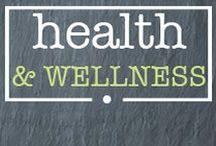 · health & wellness · / all things health & wellness!
