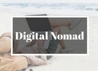 Digital Nomad / Live a life of freedom: freedom of time, finances and success. Create a location independent lifestyle so you can earn a living while doing what you love where you want.   Digital Nomad | Location Independent Work