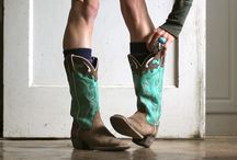 These boots were made for walkin' / by Aiden Jones
